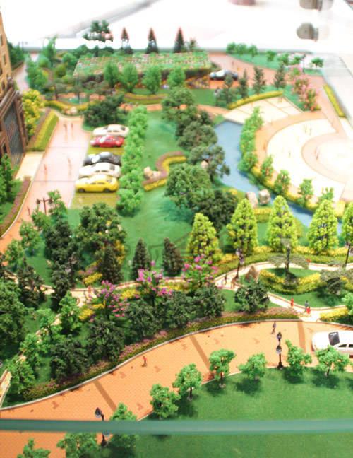 内部设置2500平米的文体休闲会所和2000平米6-9班双语幼儿园,无论是在图片
