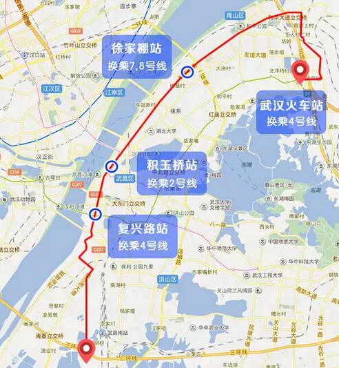 2016武汉地铁规划及各线路最新进展(附各种图表)