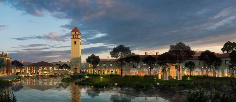 翠月湖镇 推荐理由:山湖岛主,一栋一岛 周边游玩:800亩国家aaa级风景