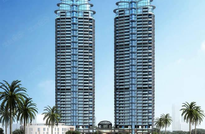 吉之岛,喜荟城等也在项目周边,生活配套较完善,但目前项目距离地铁站
