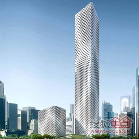 未来世界十大高楼 建筑界巅峰之作