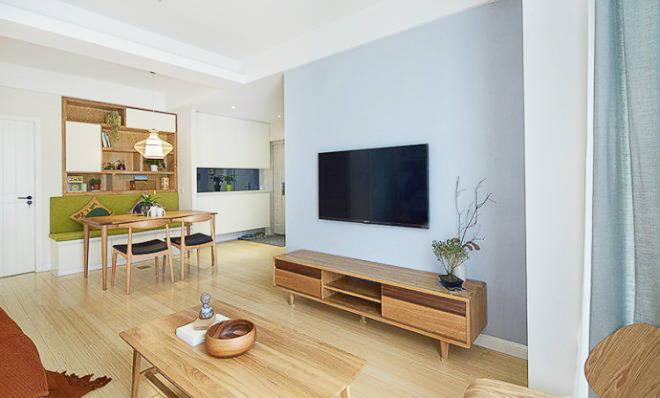 木质装修材料-原木色家具配什么