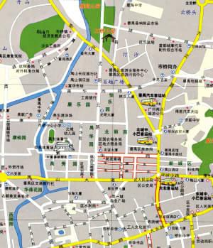 为什么广州地铁三号线要分两条路图片