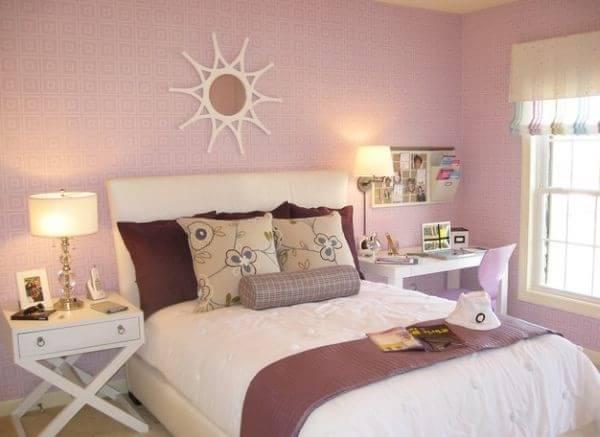 童年公主梦 35个粉色系女孩房设计(图)