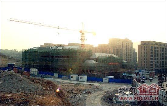 济南全运村大地幼儿园计划于2011年下半年交付使用
