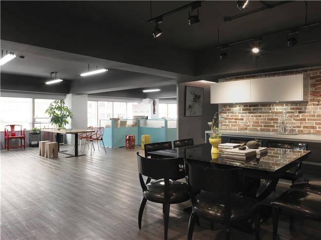 璞暘建筑室内设计办公室
