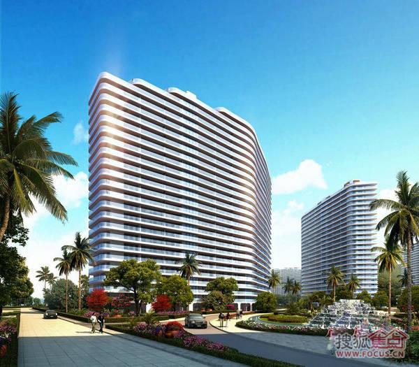 三亚半山半岛海景公寓38000元95折
