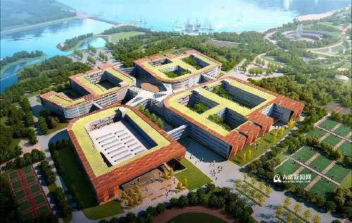 青岛43个大项目盘点:红岛奥体中心明年开建