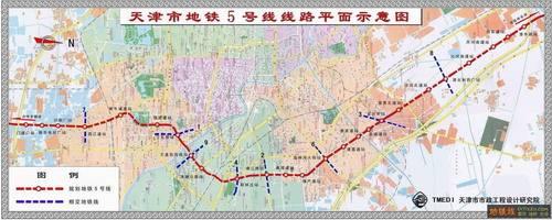 南京地铁五号线图片