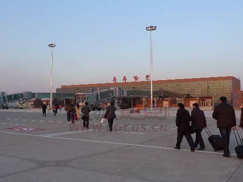 齐齐哈尔飞机场
