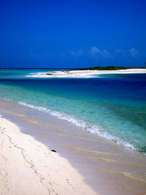 干龟岛,遗世的天堂岛
