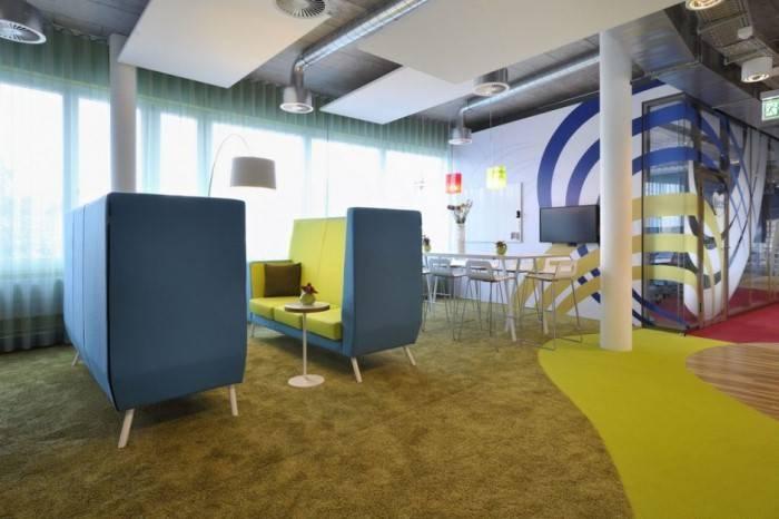 丰富的空间结构 联合利华瑞士总部设计(图)