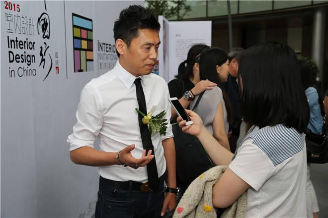 有关梁建国先生         国际著名设计师,中国陈设艺术专