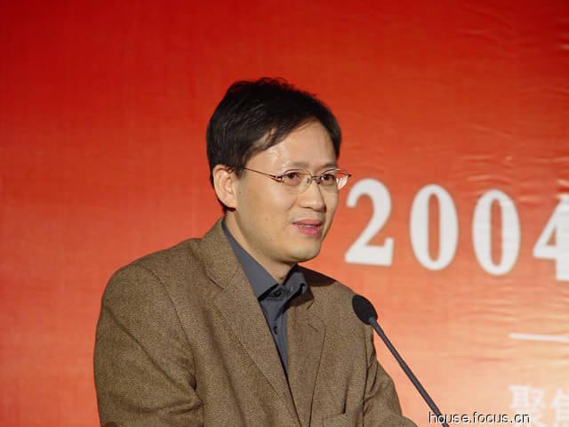 中国人民大学土地管理系主任叶剑平教授图片