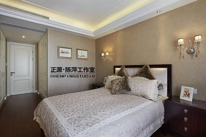 陈萍:低调的奢华欧式古典云龙公寓设计