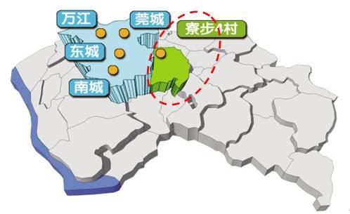 寮步房价,相对于东莞四大主城区动辄8字头今天,价格明显处于洼地.图片