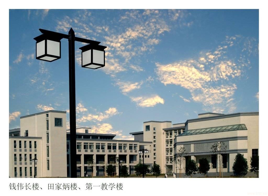 无锡江南大学风景赏析[图]图片