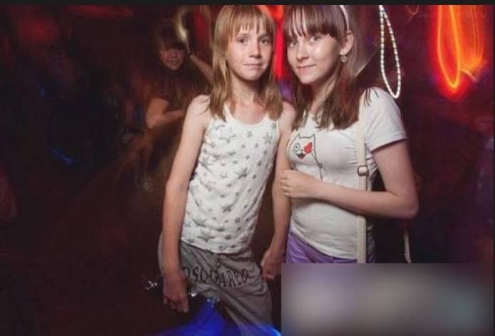 俄罗斯惊人的儿童夜店[图]图片