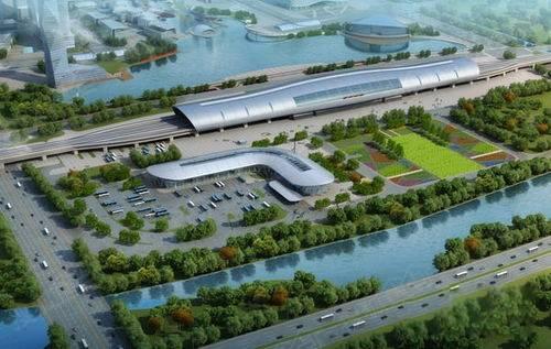 宿迁南部新城高铁综合交通枢纽规划公示