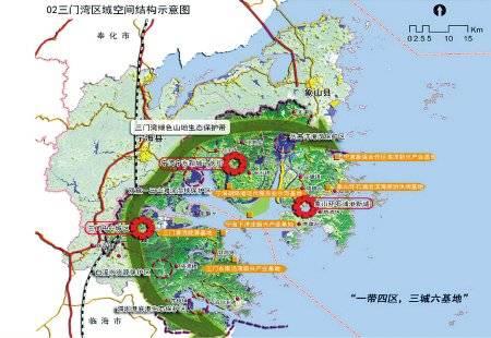 浙江宁海地图高清版