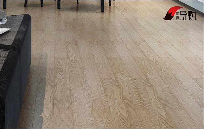 各种木地板的截面