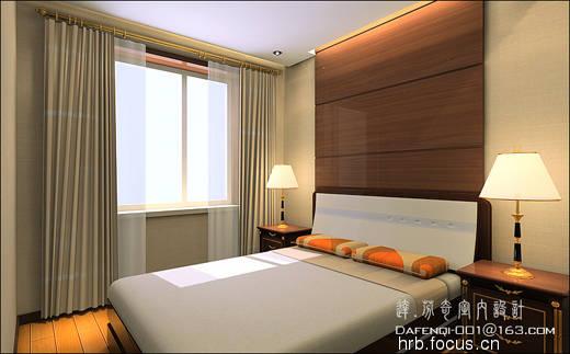 背景墙 房间 家居 酒店 设计 卧室 卧室装修 现代 装修 520_323