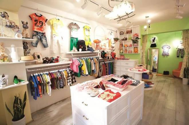 童装店装修风格如何,决定了它会吸引什么样的顾客进店,并最终影响其