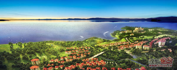 太阳山国际生态旅游养生休闲度假区