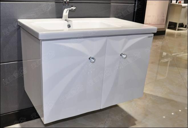 卫浴柜内部柜体结构图