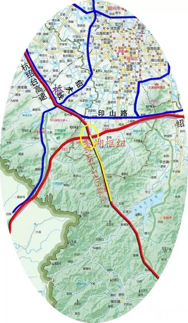 杭绍台高速公路工程绍兴金华段5月22日施工招标
