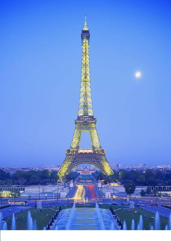 法国巴黎埃菲尔铁塔二楼会议厅