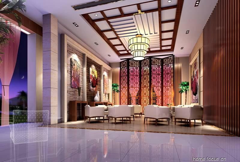 07中国住宅室内设计大赛作品巡展之海大设计集