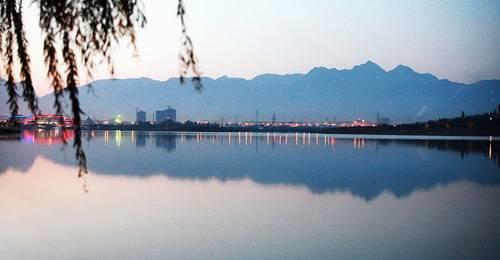 吴忠至兰州沿途风景区