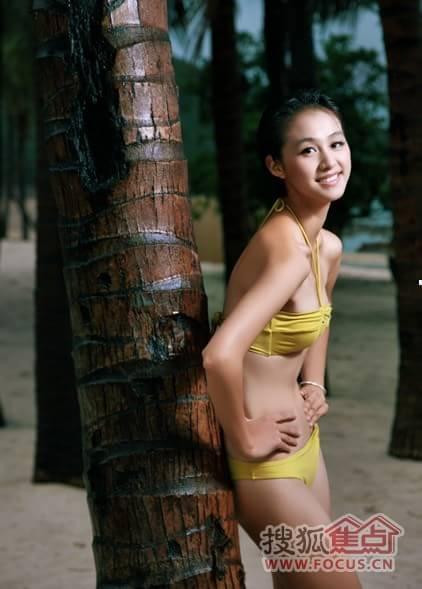 第一美差5强选手杨丹
