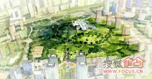 双山生态公园,将被打造成青岛的中央公园,这是阿姆斯特丹街区最特殊