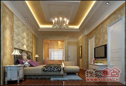 【案列分享】丛一楼之南昌江信国际花园欧式风