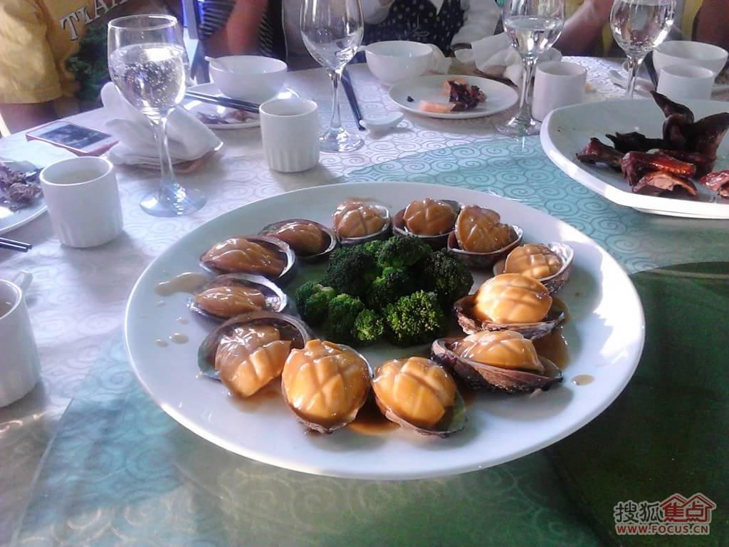 海伦国际美食节开幕 海鲜盛宴答谢业主厚爱
