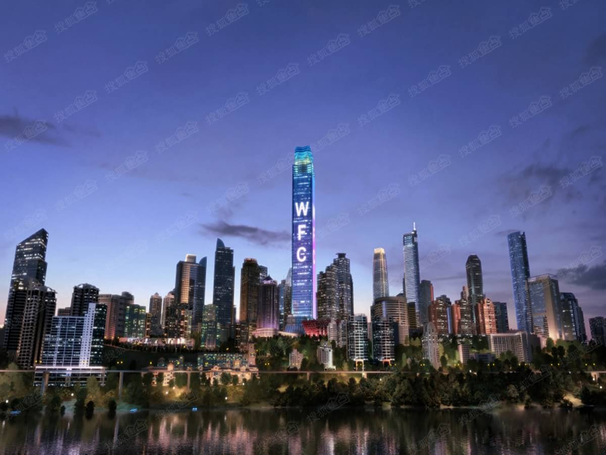 重庆楼盘导购 正文  起价:  27000元/㎡起 【小编点评】继上海,天津图片