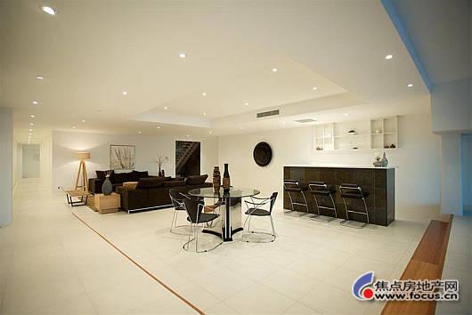 精致华美的室内设计?高科技的家居装备?