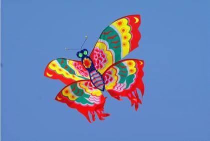 自制风筝步骤图片大全