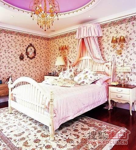 金色奢华装修风格 复古韵味中透露的现代感