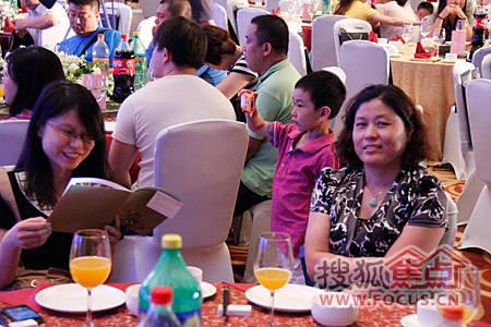 万达广场总部国际商务区授牌仪式暨高端答谢晚宴