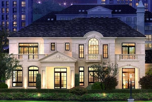 安吉玫瑰园别墅设计图平方80小图片