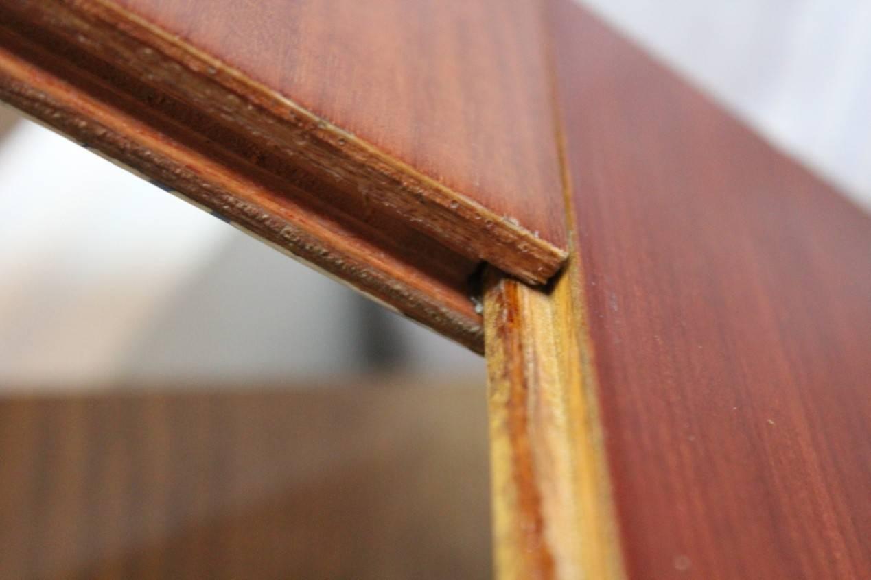 lamett乐迈实木复合地板锁扣