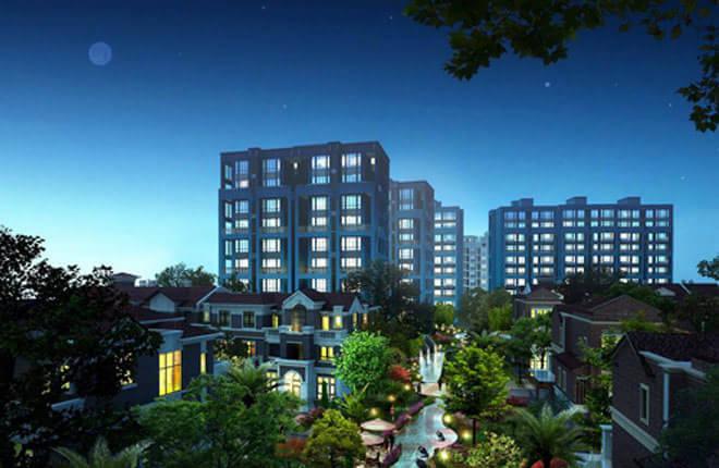 惠南镇紫溪半岛