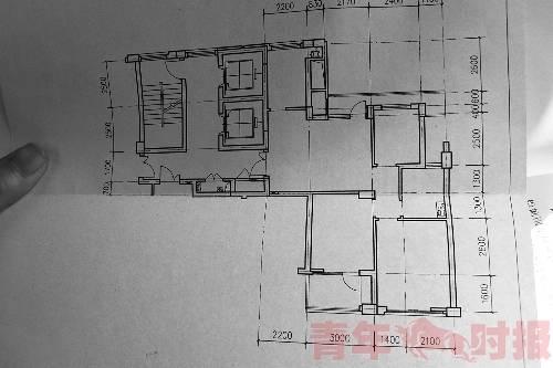 那么,是开发商更改了建筑设计吗?