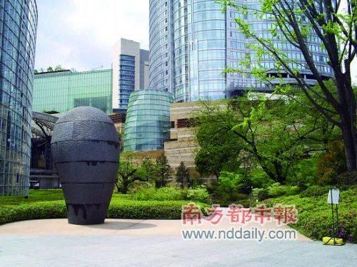 六本木新城:历时17年打造的城中之城