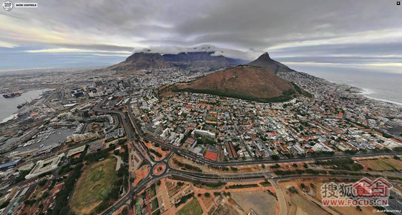 全球十大城市360度全景图