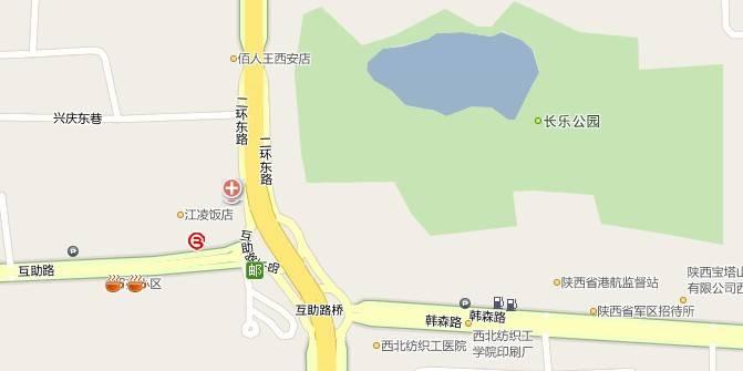 长乐公园板块地图
