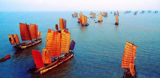创造了灿烂海洋文明的闽越族人
